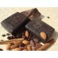 Мыло скраб с натуральным кофе (не жмых кофейный)