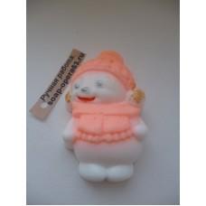 Снеговик (девочка)